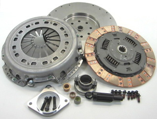 "94-01 Dodge 5 Speed Stage 2 13"" Cerametallic Clutch Upgrade with"