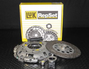 03 - 04  Dual Mass Flywheel Clutch Assembly