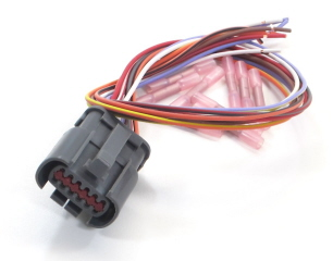 ford e4od 4r100 transmission wire harness repair mts diesel truck rh mts diesel com OEM Wiring Harness Connectors Wiring Harness Connectors