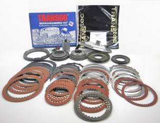Dodge 68RFE Stage 2 Master Transmission Rebuild Kit