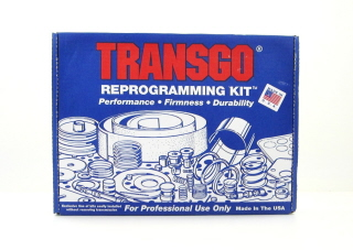 Transgo 91-05 4L80E Strip & Extreme Duty Shift Kit